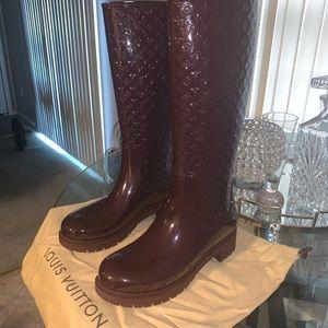Louis Vuitton Tall Splash Boot